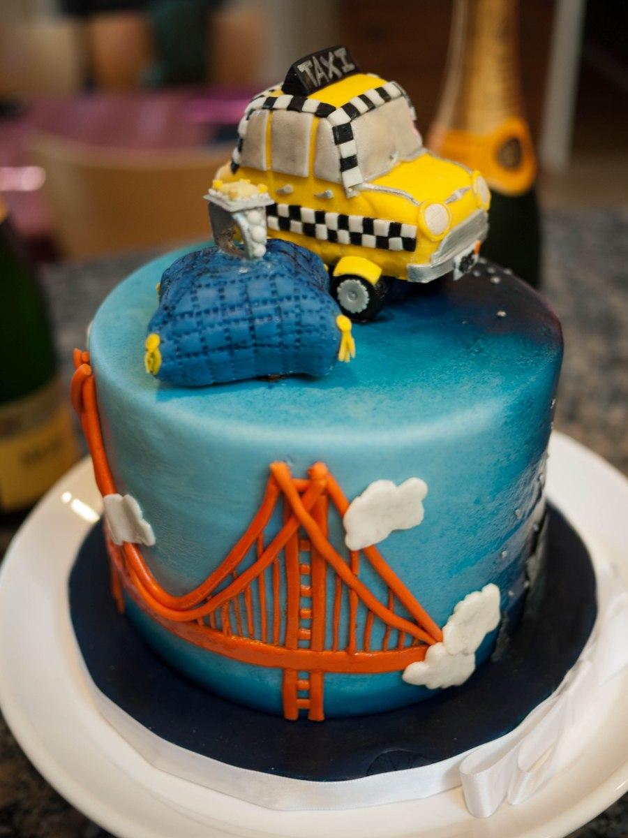 Urban engagement cake